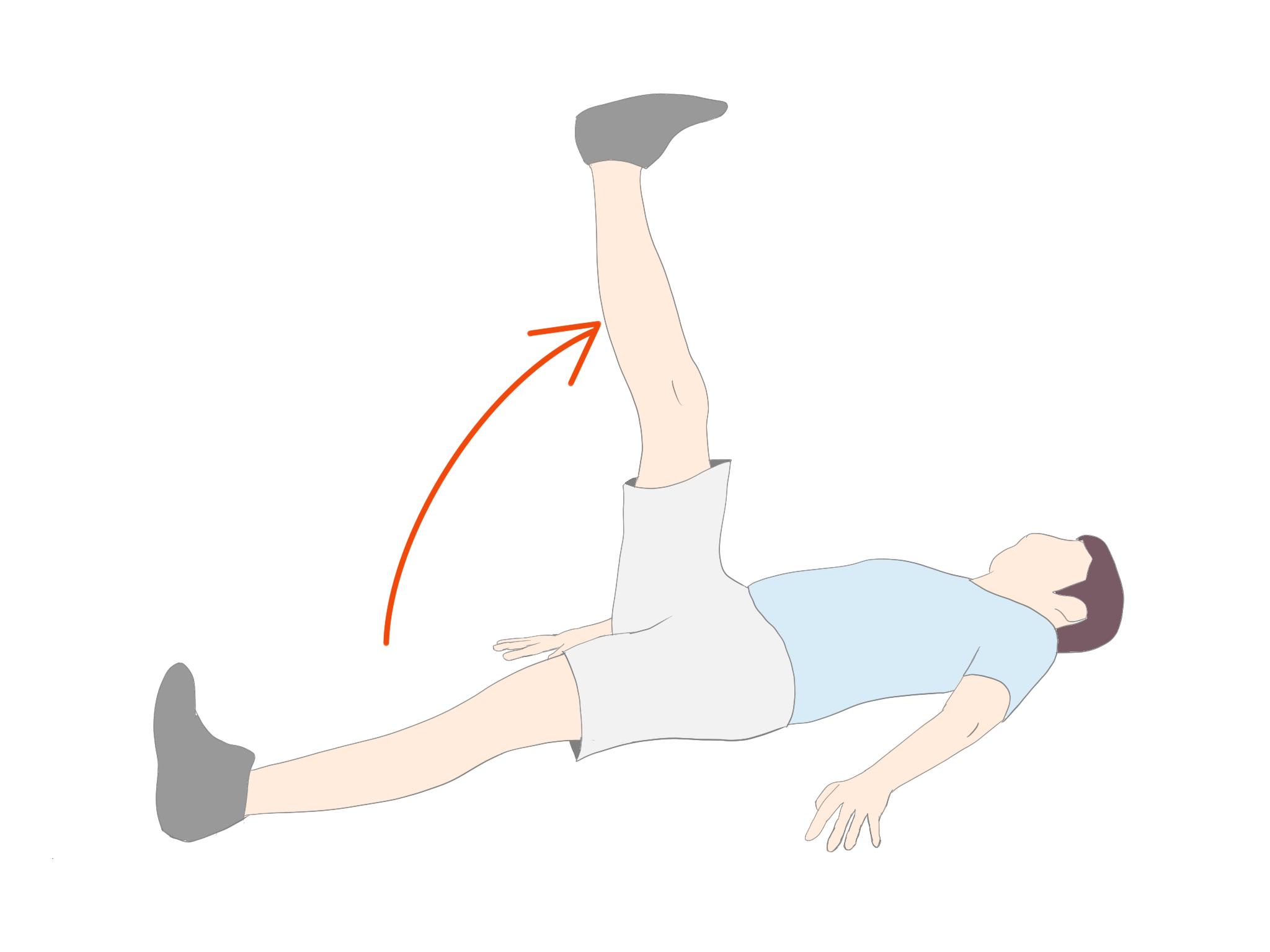 レッグロワリングセットアップポジション【金沢市のアルコット接骨院のパーソナルトレーニング】