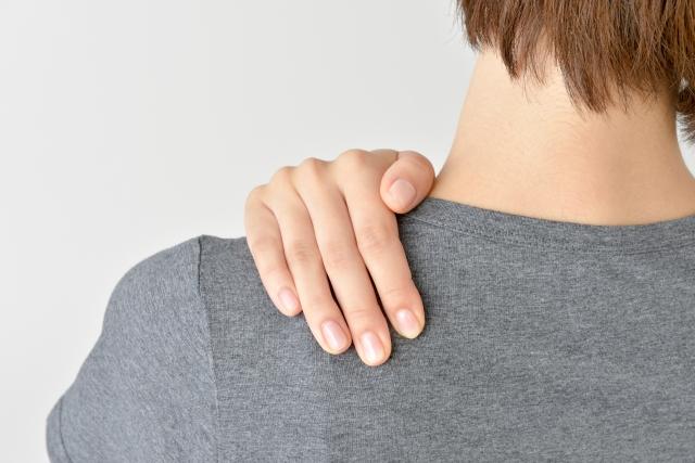 肩の痛み【金沢市アルコット接骨院】