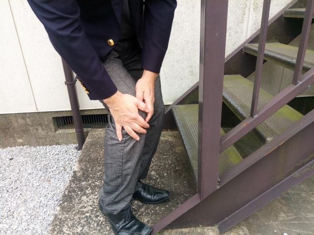 膝痛【金沢市アルコット接骨院】