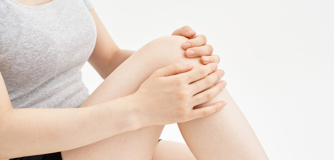 膝の外側の痛み金沢市アルコット接骨院