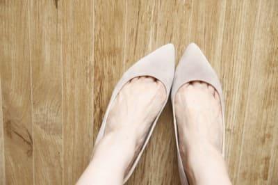 インソールで靴が足にフィット【金沢市アルコット接骨院】