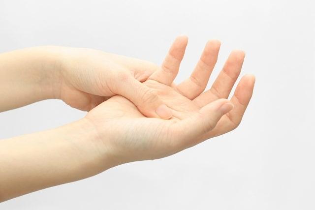 アルコット接骨院ギヨン管症候群