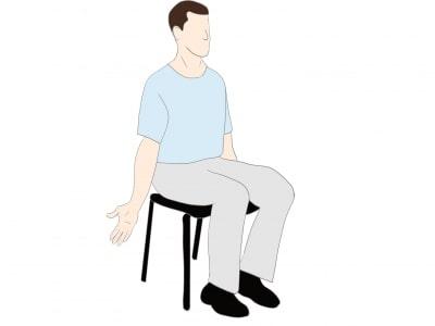 強直性脊椎炎胸のストレッチ