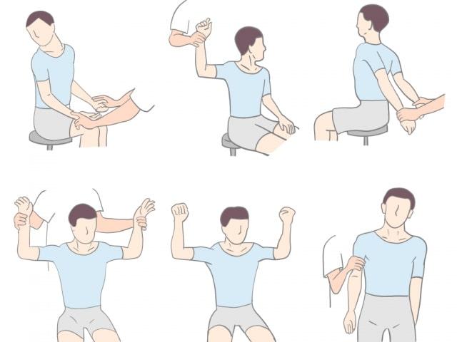 胸郭出口症候群検査